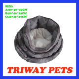 High Quaulity Cheap Dog Cat Beds (WY161075-2A/C)