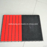 Sound Diffuser Perforated Acoustic MGO Wall Panel