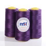 Colorful 30/2 30s/2 100% Spun Polyester Sewing Thread From China
