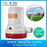 1500gph Mini Plastic Impeller Submersible Water Pump