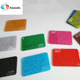 3mm Color Glitter Cast Acrylic Sheet for Interior Decorative Glitter Acrylic Sheet