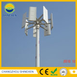 Reinforced Glass Fiber  2kw 48V/96V Vertical Axis Wind Turbine