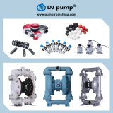 Plastic Diaphragm Vacuum Pump, Pneumatic Double Diaphragm Pump, Diaphragm Water Pump, Aoddp