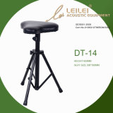 Adjustable Three Legs Drummer′s Throne Dt-14