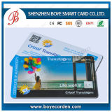 High Quality Barcode VIP PVC Card with Magnet Stripe