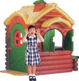 Indoor Plastic Game House, Schoool Children Playing Toys