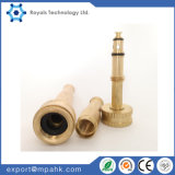 Brass Garden Hose Nozzle, Pipe Cleaning Nozzle for Garden Hose