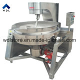 Gas/Electric/Steam Full Automatic Planetary Stir Fry Pan for Mushroom /Chili Sauce, Seafood,