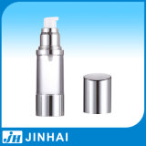 Cosmetic Package as Airless Bottle for Packaging, Plastic Container