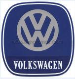 Car Logo Embossed Silicone Anti Slip Mat