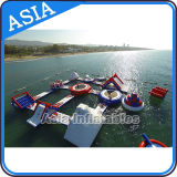 Giant Inflatable Water Park, Floating Water Games on Sale