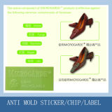 DMF Free Microgarde Anti Mold Chip to Packing Shoes