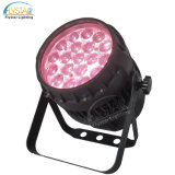 Discount Price Uplight RGBW 4in1 LED Waterproof Zoom PAR Light