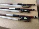 Wholesale Price Pernambuco Painting Fiber Carbon Viola Bow Horse Hair in China