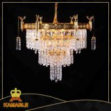 Luxury Modern Crystal Chandelier Lamp (90403 L15)