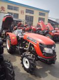 Wholesales Factory Directly Supplying Farm Machine 55HP Agricultural Garden, Small, Compact Mini Tractor