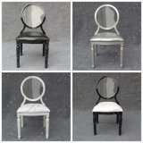 2017 New Style China White Staking Louis Xiv Chair for Event and Party (YC-D85)