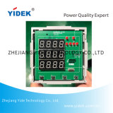 Yidek Active Reactive Apparent Power Measuring Meter with LED Panel