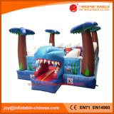 2018 Sea World Shark Inflatable Jumping Castle Bouncy Bouncer (T1-301)