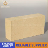 High Alumina Refractory Brick for High Temperature Kiln. Fire Resistance 1770º C. Long Use Time, Excellent Quality. Welcome to Purchase!