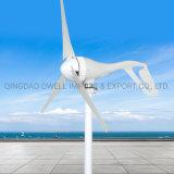 Wind Power 100W-30kw Horizon Type Wind Turbine Clean Energy Hybrid Wind Solar Generator Set