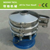 Rotary separating sieving classifier /oscillating screen
