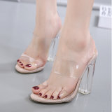 Small Order Fashion Women Sandals with Open Toe (HT-S1007)