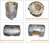 Thermal Insulation Material for Heater, Pipes, Valves & More