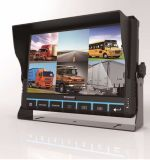 Monitor with Integrated Recorder, 4G, Touch Screen