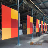 Beautiful Color Aluminum Wall Panels with 1/8′′ Thickness for Wall Facade