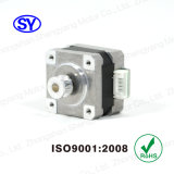1.8deg NEMA14 (35 MM) Hybrid Stepper Electrical Motor (35BYGH219-B-12D14)