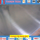 ASTM A240 AISI304 Anti-Fingerprint Hairline Stainless Steel Sheet