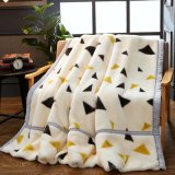 High Quality Flannel Printed Blanket with Soft Hand Feel for Baby and Adults at Home