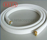 PE Insulation Copper Pipe for Air Conditioning