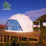 2020 Factory Supply White Round Luxury Cmping Yurt Dome Tent