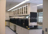 Steel Island Furniture with Wall Cabinet Laboratory Furniture Hl0528