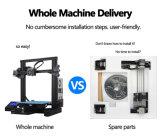 Industrial Cheap DIY 3D Printer Desktop Mini Best 3D Printer Price