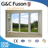 Thermal Break Aluminium Window with Tilt and Turn Opening Ways