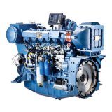 Weichai China Cheap CCS / Vr / BV Certificate High Speed Big Power Heavy Duty High End Diesel Engine for Sale