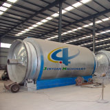 Waste Tyre Recycling Machine Waste Tyre Pyrolysis Plant