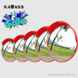 32inches 80cm Polycarbonate Reflective PC Outdoor Traffic Street Road Safety Intersection Round Convex Mirrors