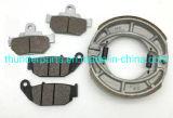 Motorcycle Brake Parts Brake Shoes Pad for Honda/Suzuki/YAMAHA/Bajaj Motorcycles