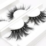 Pingdu Aimeier Eyelash Factory 25mm 3D Mink Eyelashes Extension Vendor