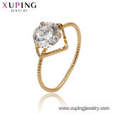 15493 Fashion Luxury CZ Jewelry Finger King Ring for Women