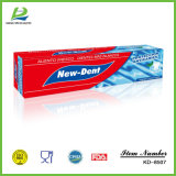 High Quality Empty Toothpaste Tubes with Whitening Cool Mint