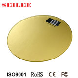 200kg Round Tempered Glass Digital Bathroom Scale