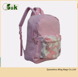 Fashion Ladies Canvas Shoulder School Backpack Waterproof Women Laptop Bags for Travel