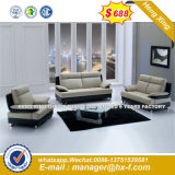 Factory Wholesale Price Furniture Leather Office Sofa (HX-8N2149)
