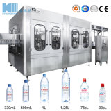 2018 New Model Good Price Automatic Bottled/Bottle Beverage Liquid Mineral Pure Drinking Water Soft Drink Filling Sealing/Capping Making Packing Machine