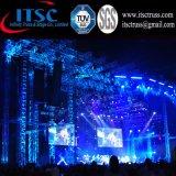 China Indoor Aluminum Concert Truss Stage Equipment
